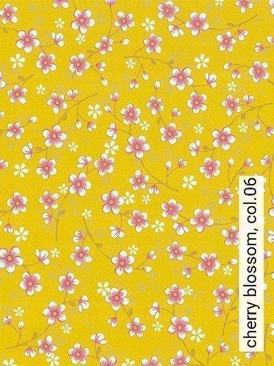 Bild: Tapeten - cherry blossom, col.06