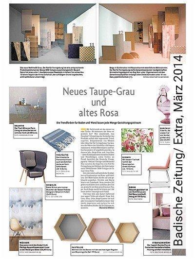 Bild: News - Badische Zeitung/ Extra, März 2014