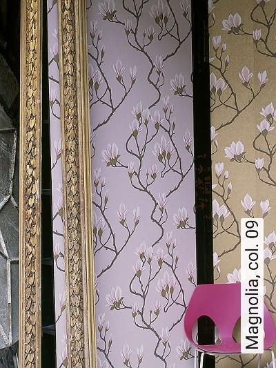Bild: Tapeten - Magnolia, col. 09