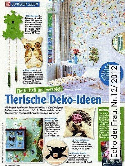 Bild: News - Echo der Frau, Nr.12/ 2012