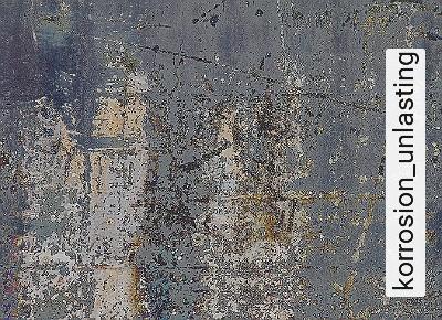 Bild: Tapeten - korrosion_unlasting