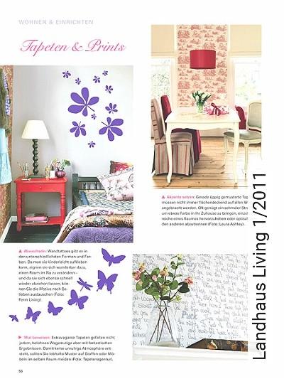 Bild: News - Landhaus Living 1/2011