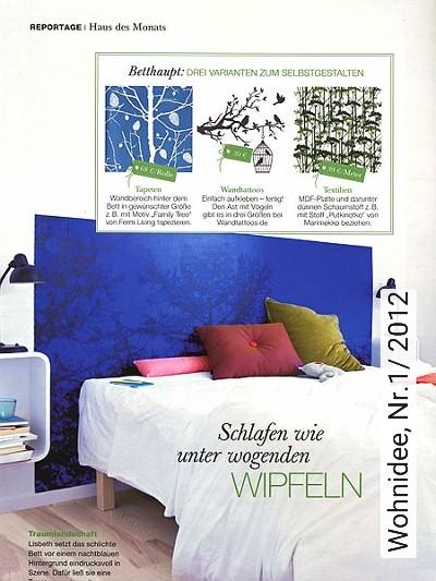 Bild: News - Wohnidee, Nr.1/ 2012