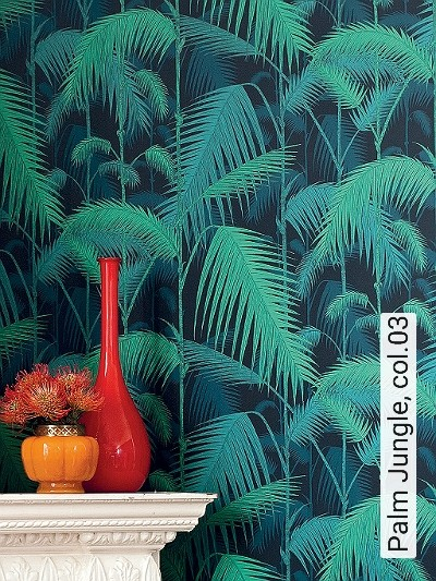 Bild: Tapeten - Palm Jungle, col.03