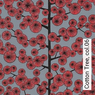Bild: Tapeten - Cotton Tree, col.06