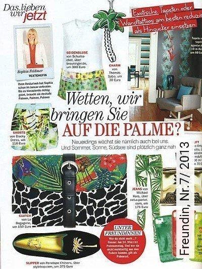 Bild: News - Freundin, Nr.7/ 2013