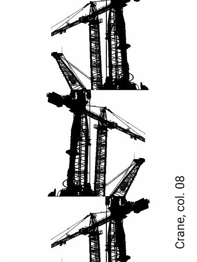 Bild: Tapeten - Crane, col. 08