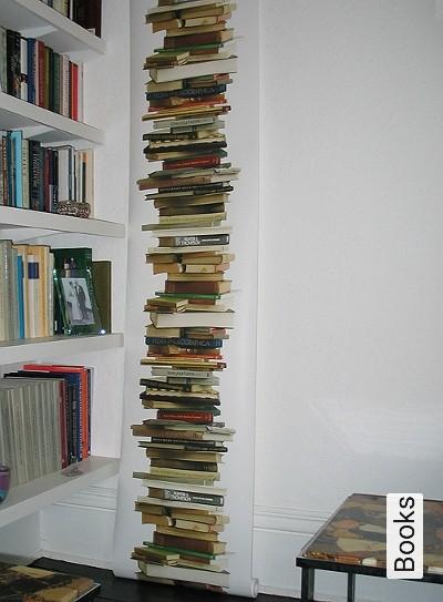 Bild: Tapeten - Books