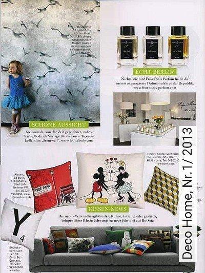 Bild: News - Deco Home, Nr.1/ 2013