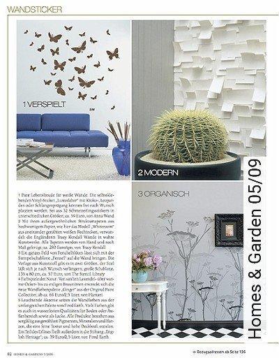 Bild: News - Homes & Garden 05/09