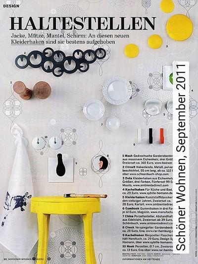 Bild: News - Schöner Wohnen, September 2011