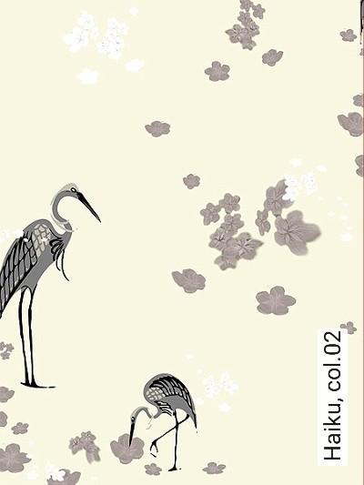 Bild: Tapeten - Haiku, col.02