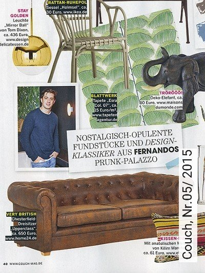 Bild: News - Couch, Nr.05/ 2015