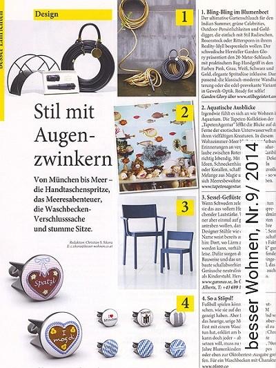 Bild: News - besser Wohnen, Nr.9/ 2014