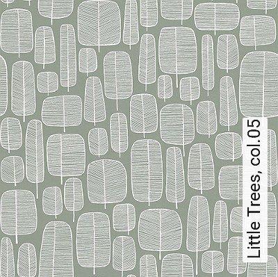 Bild: Tapeten - Little Trees, col.05