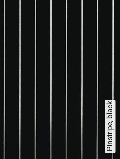 Bild: Tapeten - Pinstripe, black