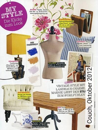 Bild: News - Couch, Oktober 2012
