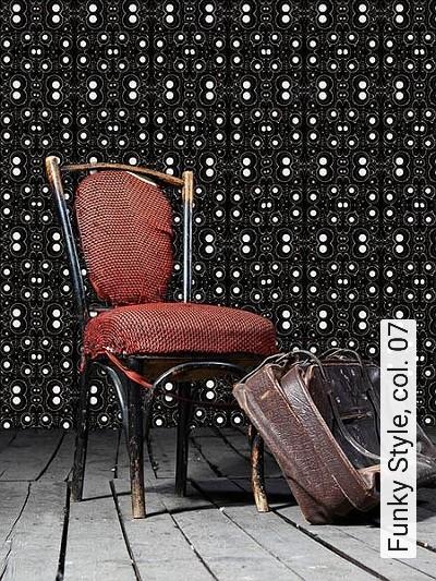 Bild: Tapeten - Funky Style, col. 07