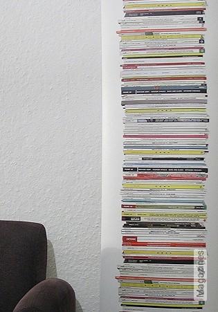 Bild Tapete - Magazines