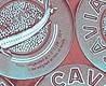 - caviar m, mallow blue
