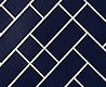 - Tapet Cafe Tile, navy