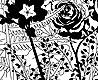 - English Garden, bw
